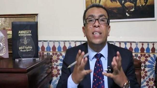 تصريح صوتي.. هكذا علق «المهداوي» على ادانته استئنافيا بثلاث سنوات سجنا نافذة
