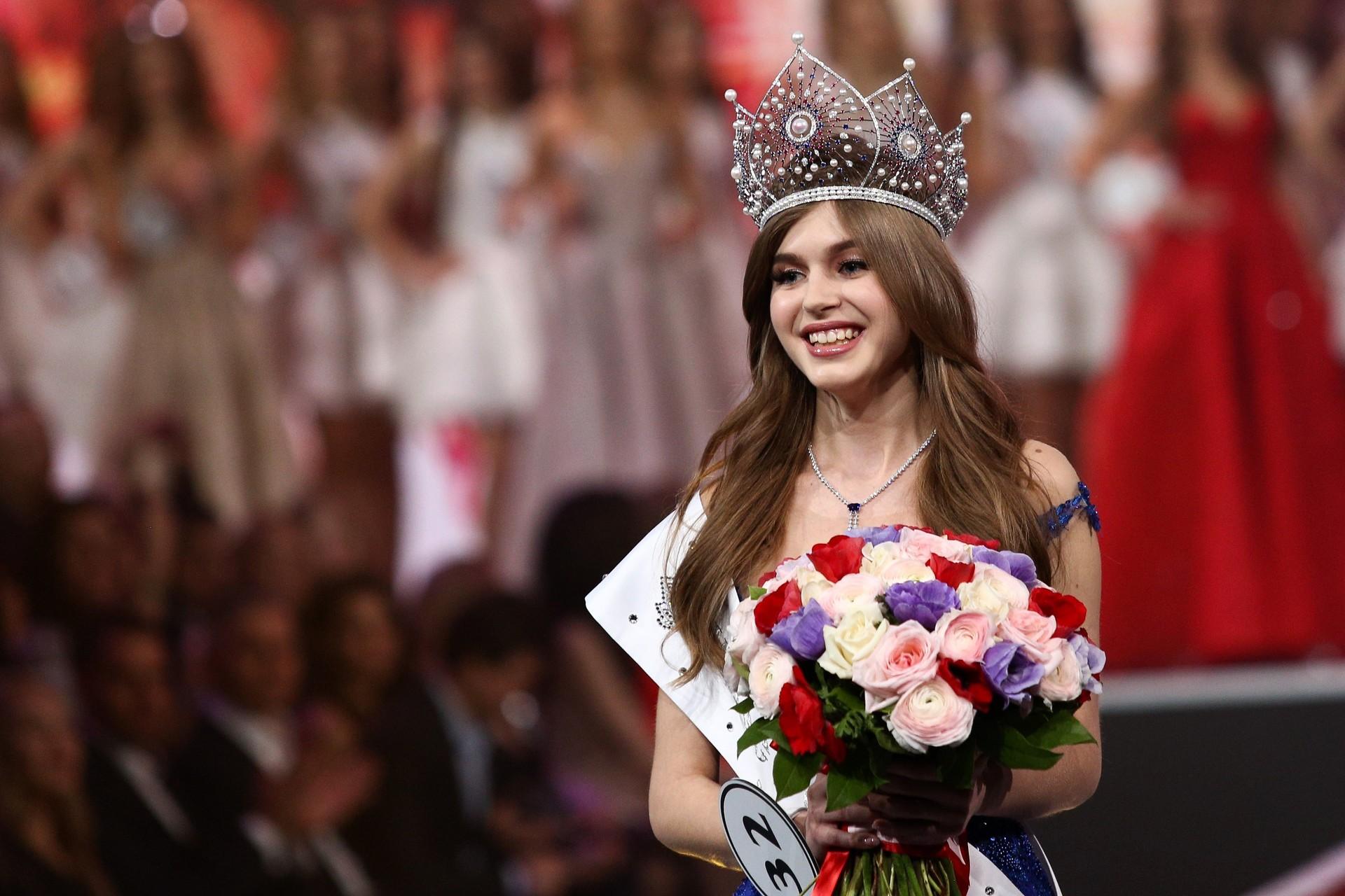 فيديو وصور ..شاهد ملكة جمال روسيا لعام 2019