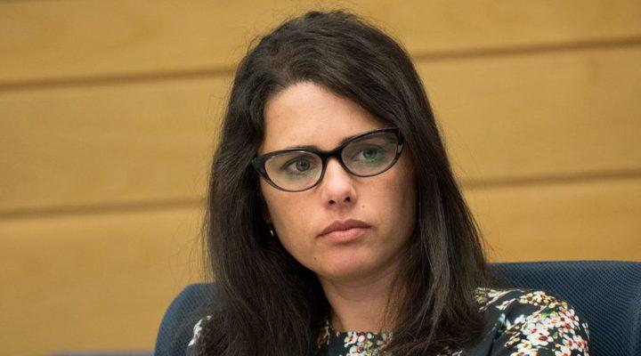 هذه هي الوزيرة التي كشفت خطة إسرائيل لإبادة شعوب المغرب والجزائر وتونس