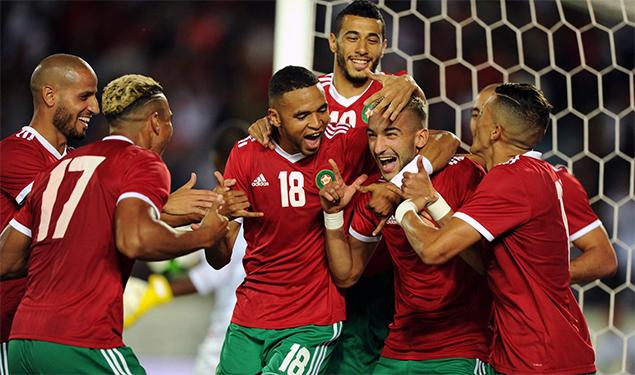 مدرب منتخب إفريقي يُقِرُّ بقوة المنتخب المغربي