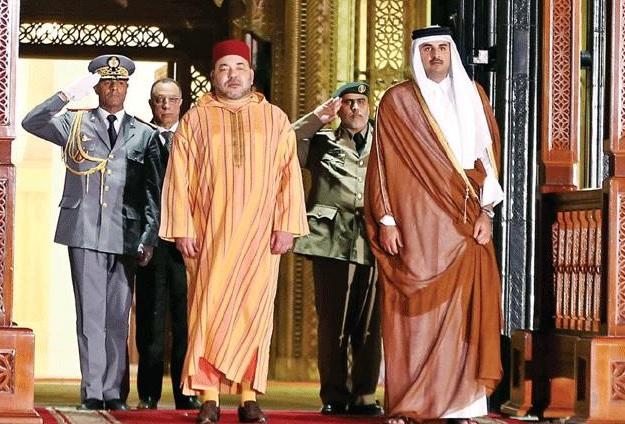 أمير قطر يوطد علاقته مع المغرب بتعيين سفير فوق العادة