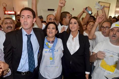 """فيدرالية اليسار تعلن مشاركتها في مسيرة الرباط للمطالبة بإطلاق سراح معتقلي """"حراك الريف"""""""