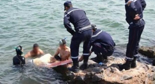 """فاجعة…غرق فتاة قاصر بشاطئ """"سيدي علي"""" ضواحي سيدي افني"""