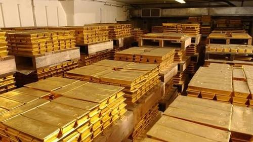 المغرب ثالث أكبر احتياطي للذهب مغاربياب22 طنا