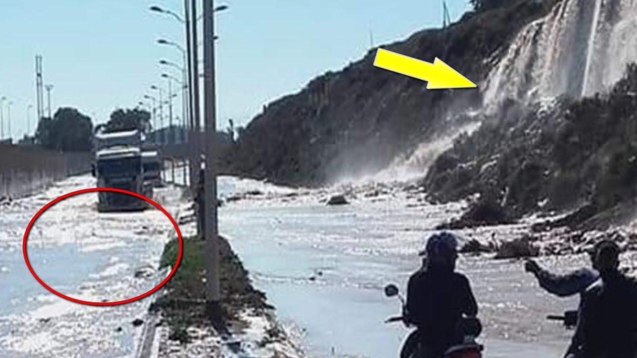 """عمالة أكادير إداوتنان تسرد حقيقة فيديو ظهور """"عين مائية جديدة"""""""
