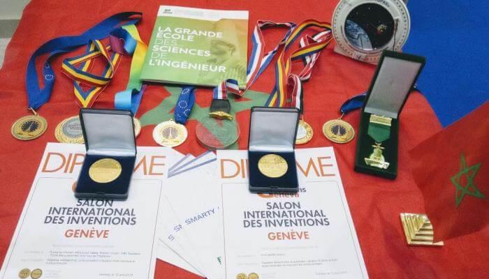 المغرب يفوز بمعظم جوائز المعرض الدولي للاختراعات بسويسرا