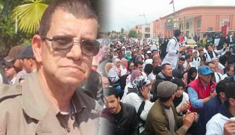فيدرالية اليسار تطالب بإقالة وزير الداخلية ووزير التعليم بعد وفاة عبد الله حجيلي