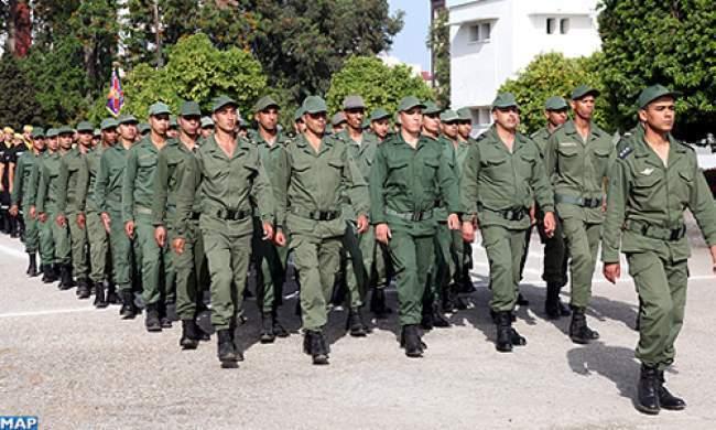 200 شاب من الحسيمة تقدموا طواعيةً لأداء الخدمة العسكرية
