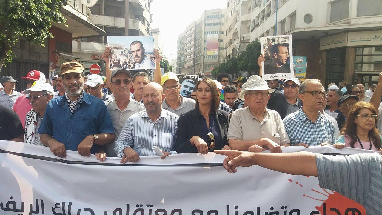 """الحزب الاشتراكي الموحد يندد بـ""""الردة الحقوقية"""" ويطالب بالإفراج الفوري عن جميع المعتقلين السياسيين"""
