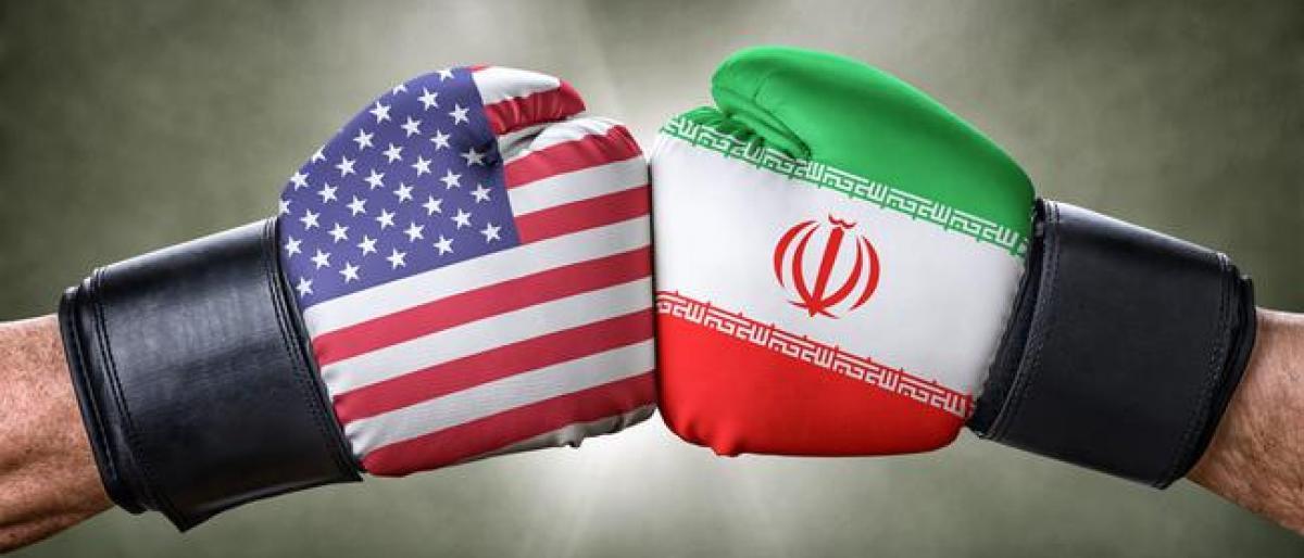مسؤول عسكري إيراني أمريكا لم تعد تشكل أي خطر على إيران
