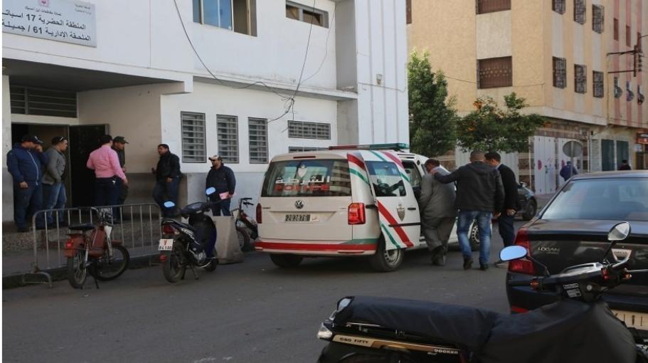 اعتقال شخص من داخل حافلة للمسافرين بالمحطة الطرقية لتطوان