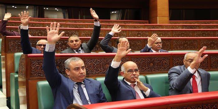 """فريق """"البام"""" يصادق بأغليبة على مشروع قانون خاص ببنك المغرب"""