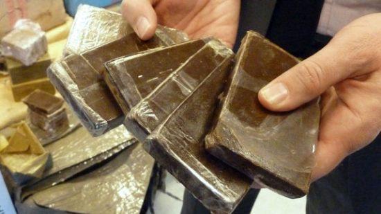 الراشيدية..ضبط كمية كبيرة من مخدر الشيرا معدة للترويج خلال رمضان