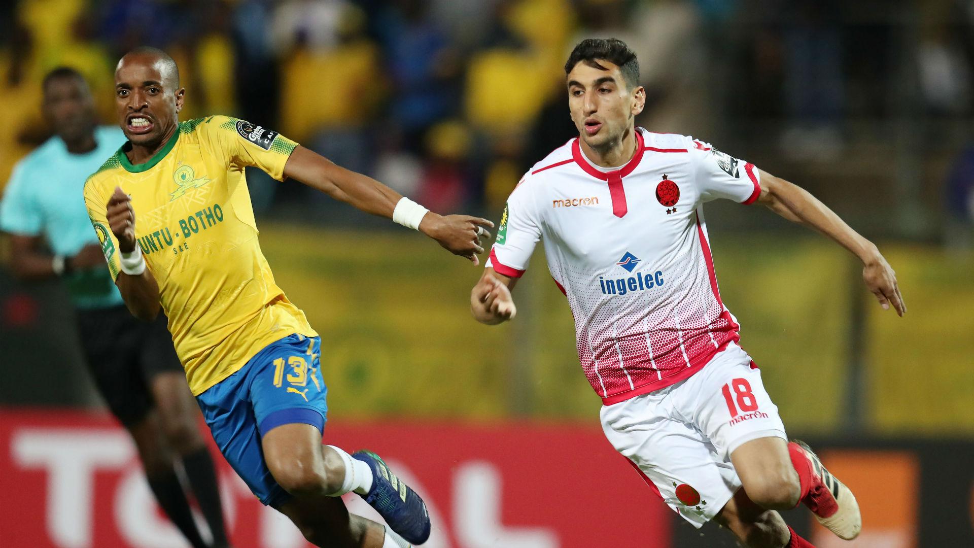 """رسميا: """"الكاف"""" يكشف عن حكام نهائي دوري أبطال أفريقيا بين الوداد و الترجي التونسي"""