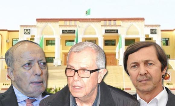 صحيفة جزائرية:  لهذه الأسباب يواجه سعيد بوتفليقة وطرطاق وتوفيق الإعدام