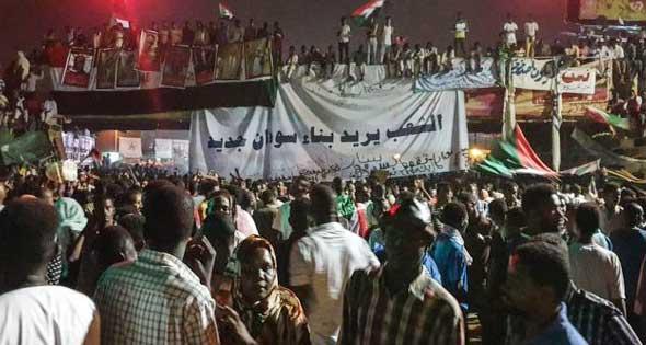 السودان.. المعارضة تعلن التوافق على مرشحيها لمجلس السيادة