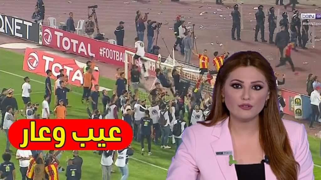 بالفيديو..تقرير ناري عن المهزلة الكروية بين الوداد والترجي وتوقف المباراة لساعتين