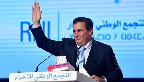 """بالفيديو..بعد المصادقة على القانون التنظيمي للأمازيغية..أخنوش""""إنتصارٌ للمغرب ولجميع المغاربة"""""""