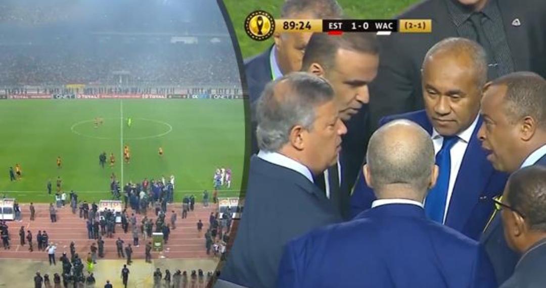 مصر ترفض استضافة مباراة إياب نهائي دوري أبطال أفريقيا بين الترجي و الوداد