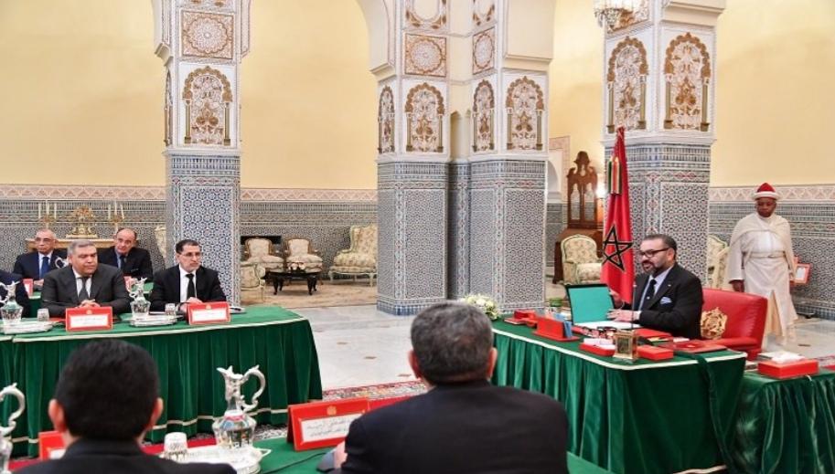 الملك يترأس اجتماعاً طارئاً لمجلس الوزراء