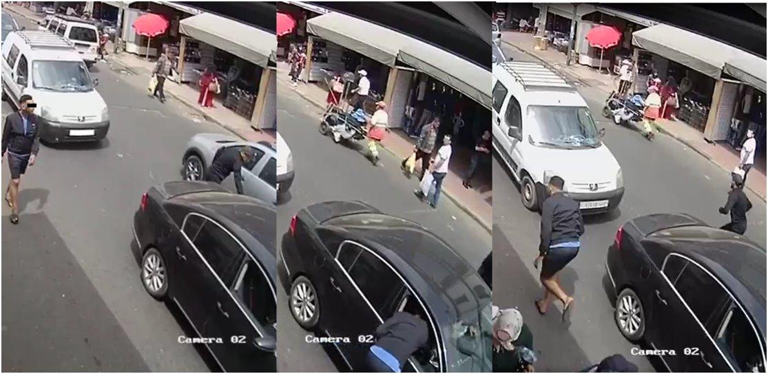 الدار البيضاء توقيف شخص من دوي السوابق القضائية لاشتباه في قضايا بالسرقة و الخطف