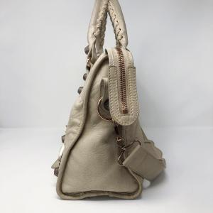 Balenciaga Beige Praline Giant 21 City Bag