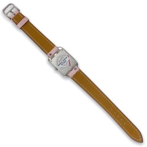 Hermes Cherry Blossom Cape Cod Watch 23mm