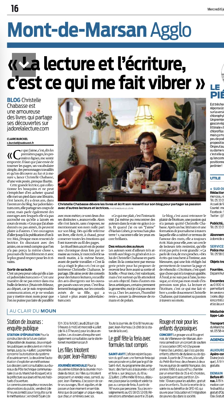 2018-06-06Sud-Ouest