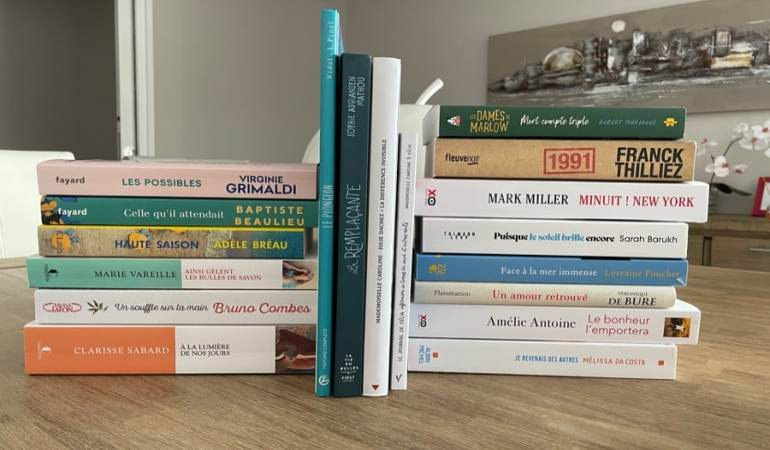 livres table