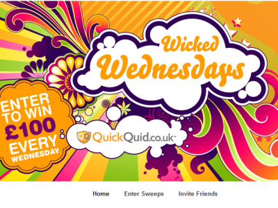 Wicked Wednesday Competition