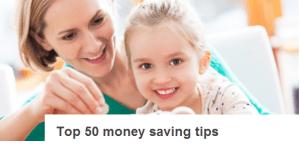 Savvy Shopping - Top 50 tips
