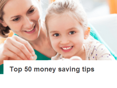 Savvy Shopping - Top 50 tips