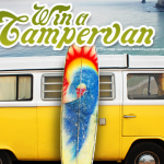 Enter Today to Win VW Campervan
