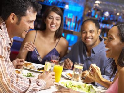 use restaurant vouchers