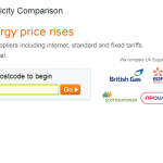 Switch and save on gas and electricity bills