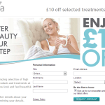 Treat Yourself with Dove Spa Free £10 Voucher
