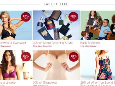 M&S Hot Deals
