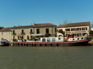 Aigues-Mortes Port