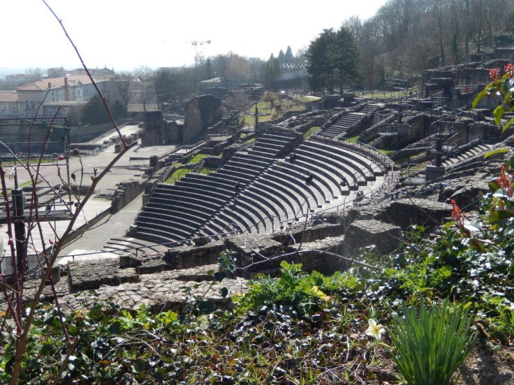 Gallo-Roman theatre