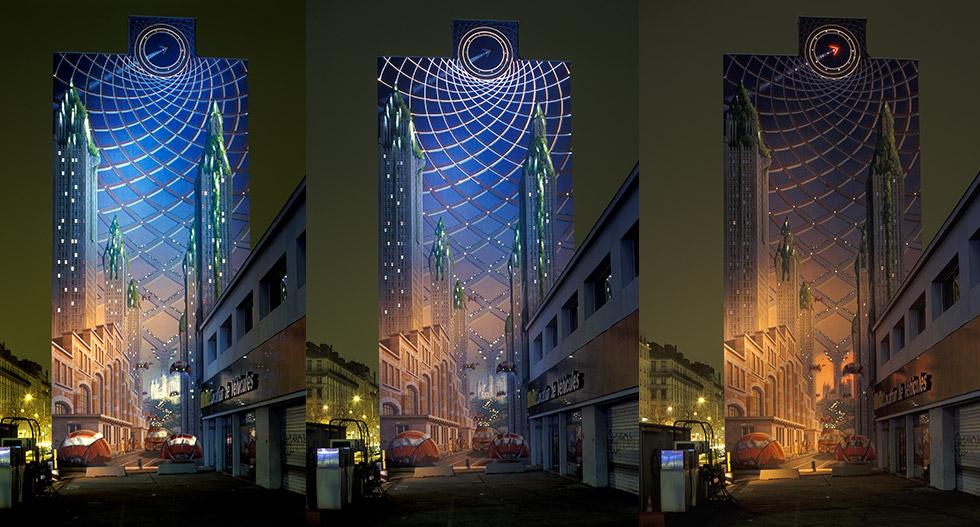 The Light Fresco soon in Lyon