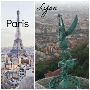 Lyon&Paris