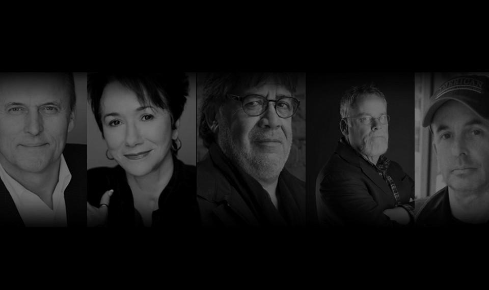 Quais du Polar 2015 Authors
