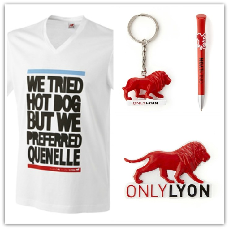 ONLYLyon Gifts from Lyon