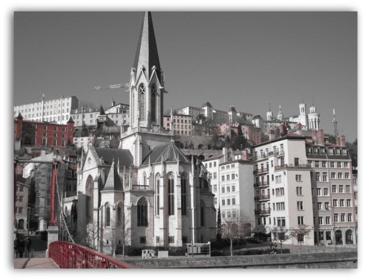 Churches Of Lyon