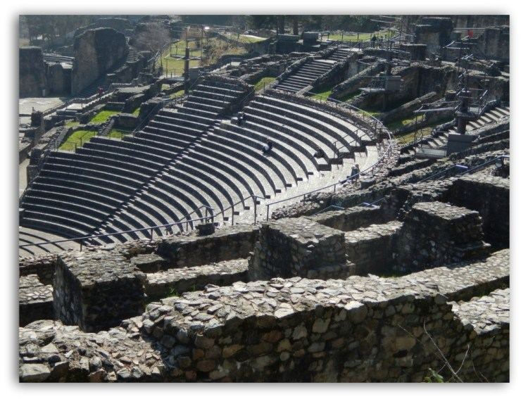 Galo Roman Theater