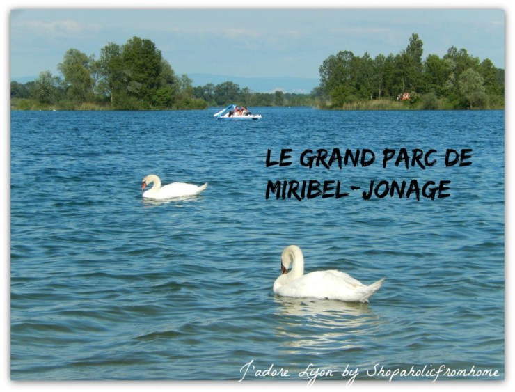 Le Grand parc de Miribel-Jonage