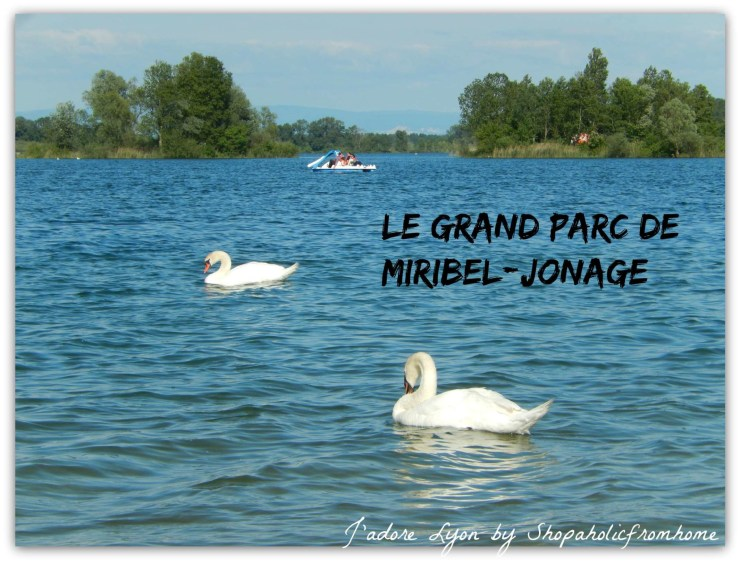 Le Grand parc de Miribel-Jonage