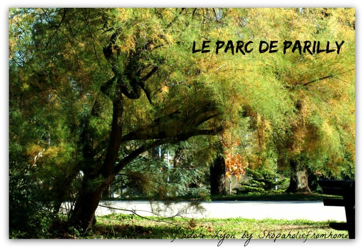 Le Parc de Parilly by Ville Bron
