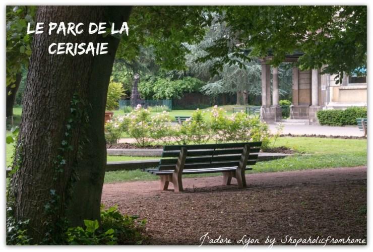 Le Parc de la Cerisaie. Photo by commons.wikipedia