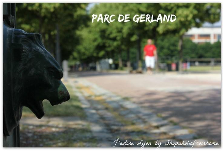Picnic at Parc de Gerland